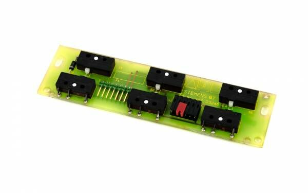 SIEMENS Sirona M1 Schalterplatine für Kopfstütze