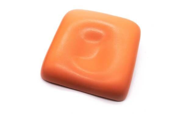 SIEMENS Sirona M1 Kopfpolster Physio - orange
