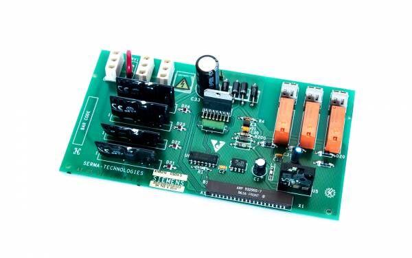 SIEMENS Sirona M1 96 Netzplatine / Stuhlsteuerung