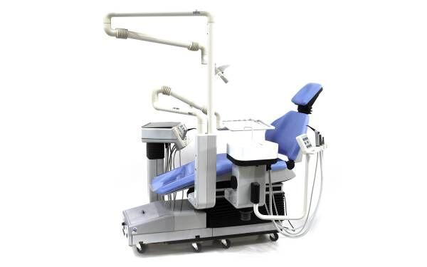 SIEMENS Sirona M1 Behandlungseinheit grau / blau
