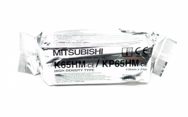Mitsubishi K65HM / KP65HM Thermopapier